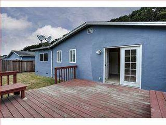 520 Ridgeway Dr, Pacifica, CA 94044