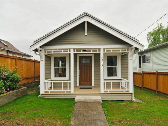 4213 S Kenny St, Seattle, WA 98118