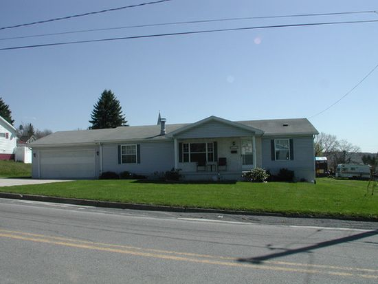 612 Forest St, Gallitzin, PA 16641