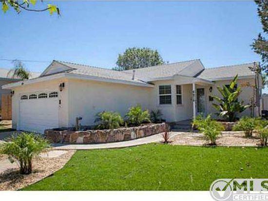 6476 Burgundy St, San Diego, CA 92120