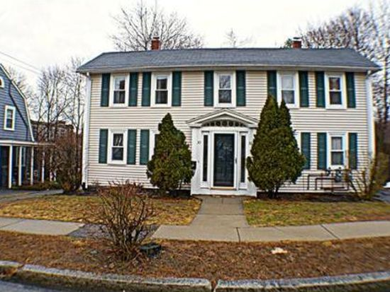 30 York St UNIT 30, Andover, MA 01810
