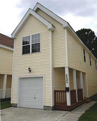 2045 Stonehurst St, Chesapeake, VA 23324