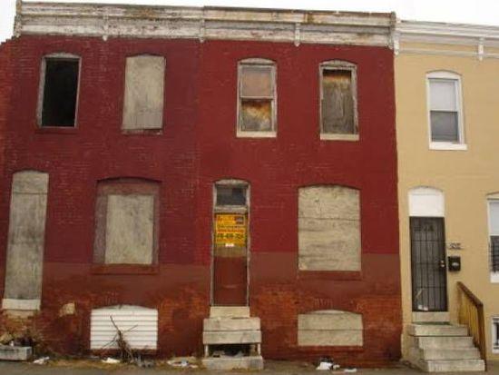 2432 E Preston St, Baltimore, MD 21213