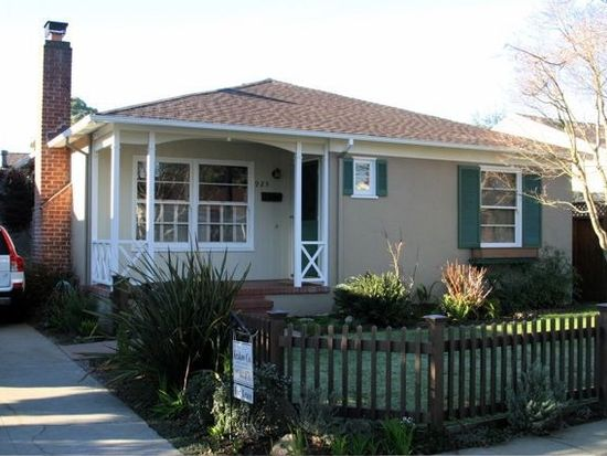 925 Linden Ave, Burlingame, CA 94010