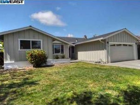 4263 Blue Ridge St, Fremont, CA 94536