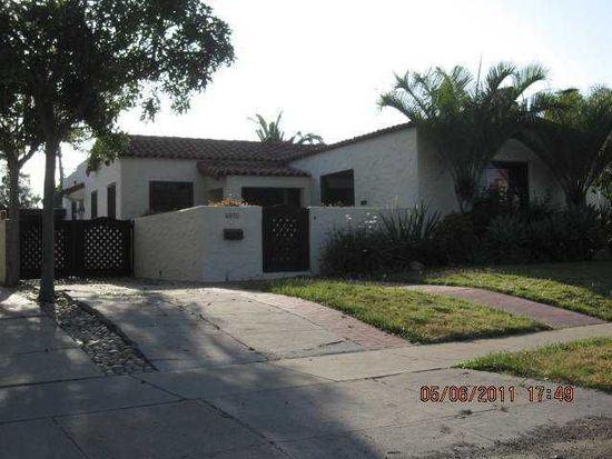 4970 Marlborough Dr, San Diego, CA 92116