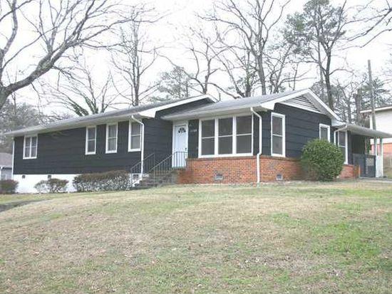 1100 Glen Oak Dr, Fairfield, AL 35064