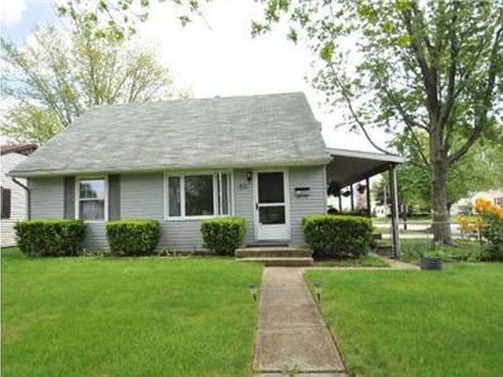 3486 Oaklawn St, Columbus, OH 43224