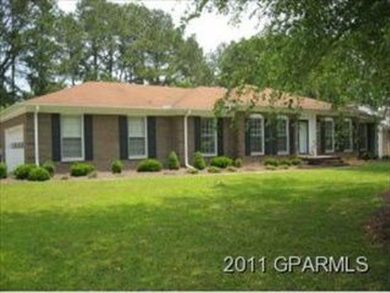 505 Eleanor St, Greenville, NC 27858