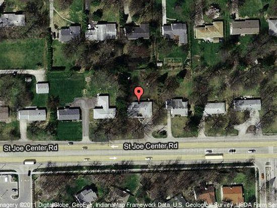 1705 Saint Joe Center Rd, Fort Wayne, IN 46825