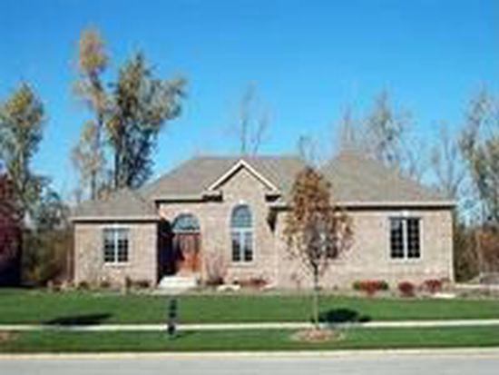 1046 Willowbrook Dr, Schererville, IN 46375