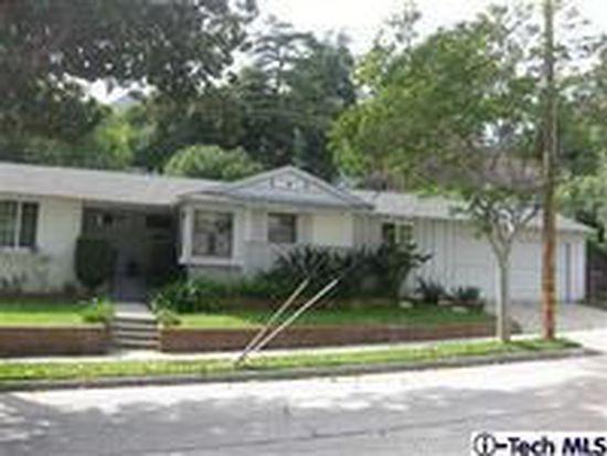 511 Canyon Dr, Glendale, CA 91206