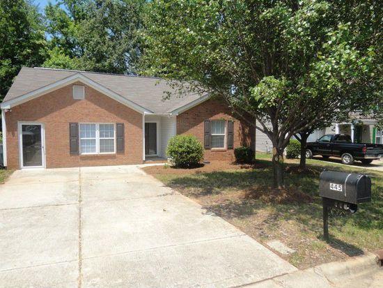 445 Kingville Dr, Charlotte, NC 28213