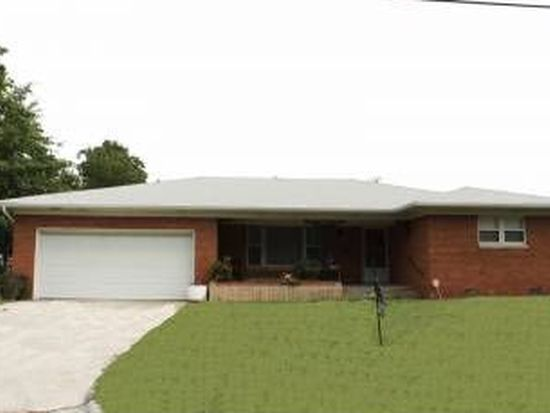 1317 SW 52nd St, Oklahoma City, OK 73119