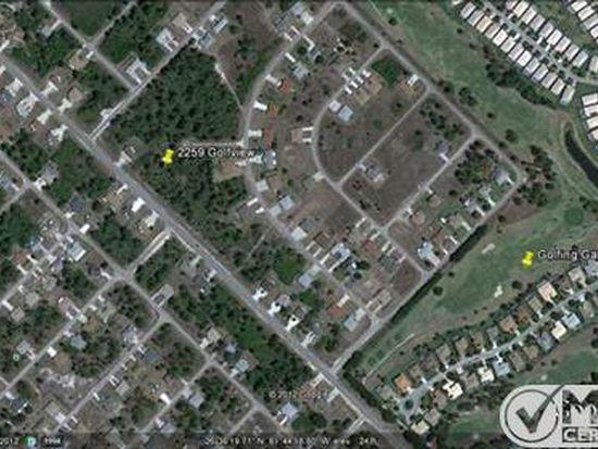 2259-2261 Golfview Pl, Lehigh Acres, FL 33973