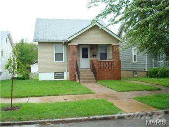 6644 Odell St, Saint Louis, MO 63139