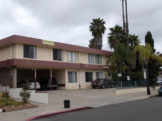 1440 Lincoln Ave APT 8, San Diego, CA 92103