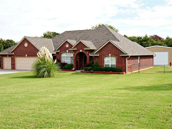 634 Houser Dr, Choctaw, OK 73020