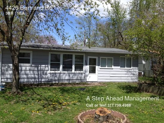 4426 Bertrand Rd, Indianapolis, IN 46222
