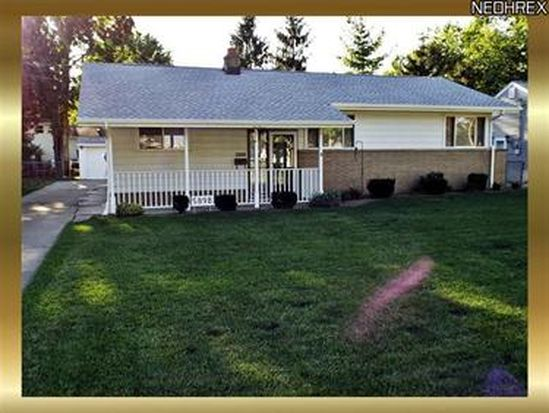 5898 Porter Rd, North Olmsted, OH 44070