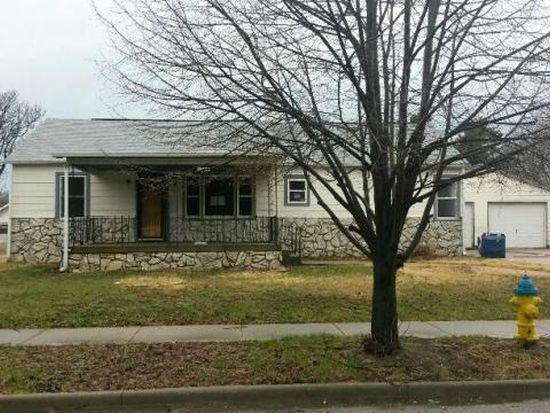 1714 N 27th St, Terre Haute, IN 47804