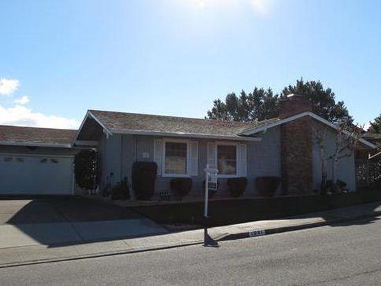 1081 Lea Dr, San Rafael, CA 94903