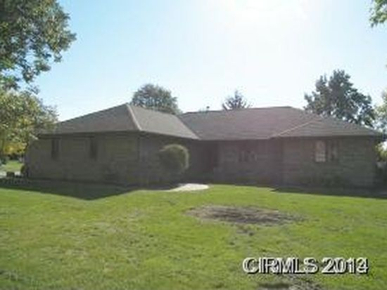 6329 Lakewood Dr, Greentown, IN 46936