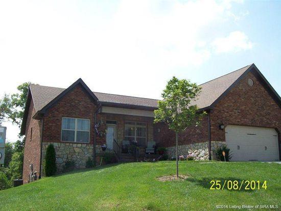 818 Graceland Dr, Memphis, IN 47143