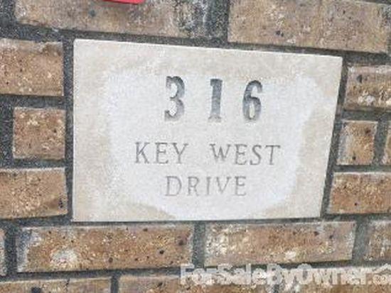 316 Key West Dr, Evansville, IN 47712