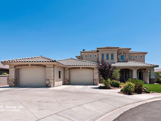 472 N 2300 West Cir, Saint George, UT 84770
