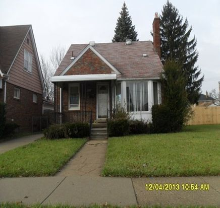 6827 Greenview Ave, Detroit, MI 48228