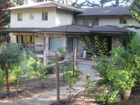 270 Cold Springs Rd, Angwin, CA 94508