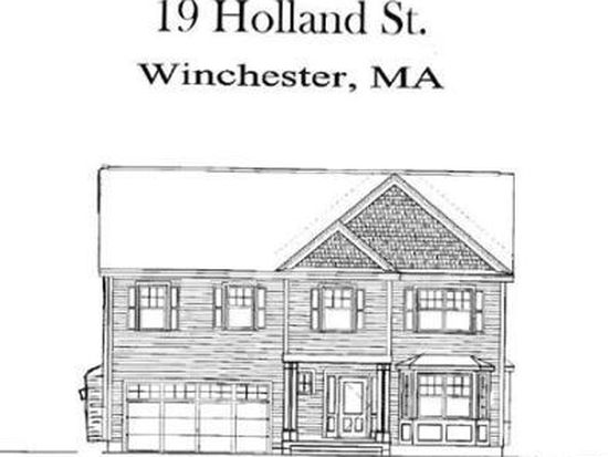 19 Holland St, Winchester, MA 01890