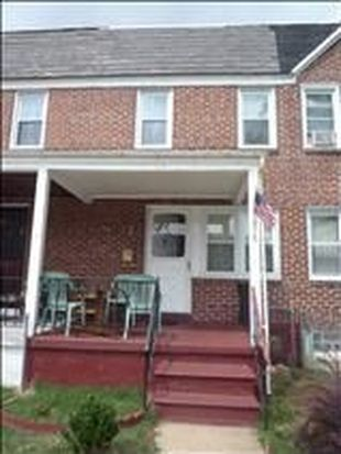 5137 Nelson Ave, Baltimore, MD 21215