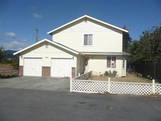1274 Ross Hill Rd, Fortuna, CA 95540