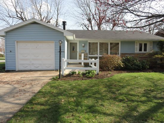 1708 Woodside Dr, Hermitage, PA 16148