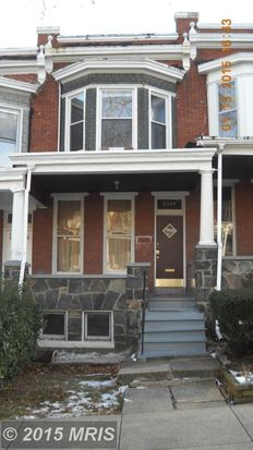 2719 Riggs Ave, Baltimore, MD 21216