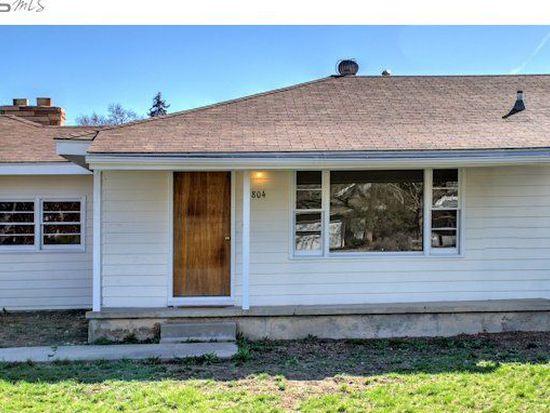 804 Brooklawn Dr, Boulder, CO 80303