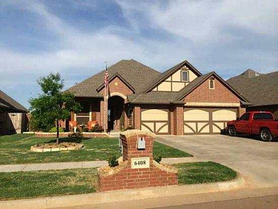 6408 Bentley Dr, Oklahoma City, OK 73169
