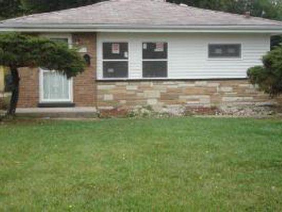 16123 Hermitage Ave, Markham, IL 60428