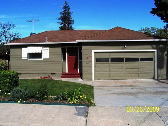 21 Circle Rd, Redwood City, CA 94062