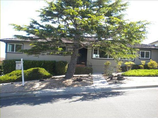 930 Crestview Dr, Millbrae, CA 94030