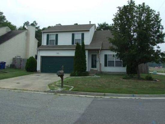 701 Parkside Dr, Newport News, VA 23608