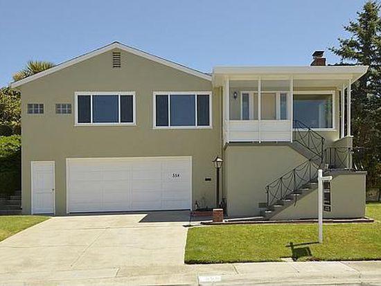 558 Cypress Ave, San Bruno, CA 94066