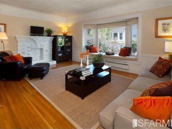 541 Central Ave, San Francisco, CA 94117