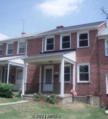 1504 Gleneagle Rd, Baltimore, MD 21239