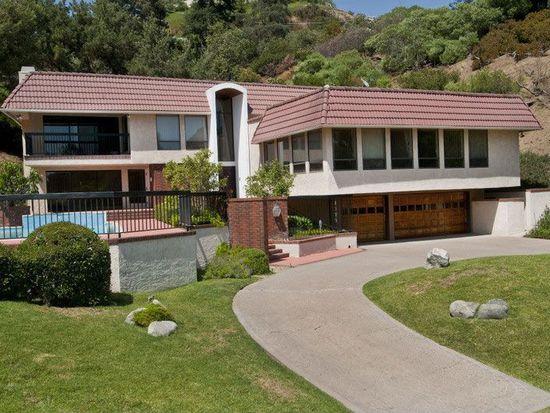 1375 Wierfield Dr, Pasadena, CA 91105
