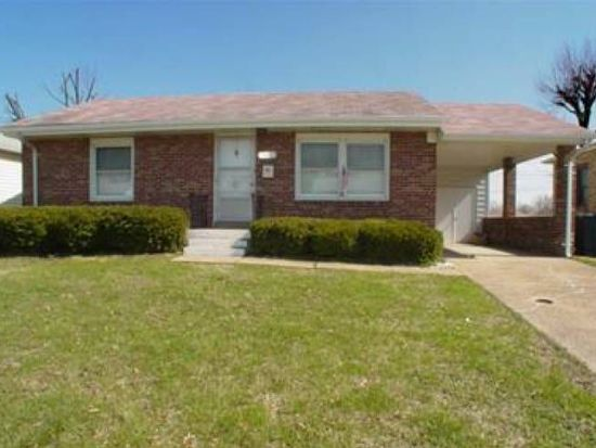 7148 Coronado Ave, Saint Louis, MO 63116