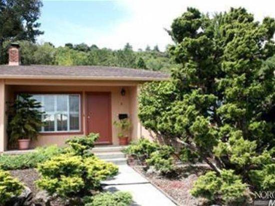 5 Hazel Ct, San Rafael, CA 94901