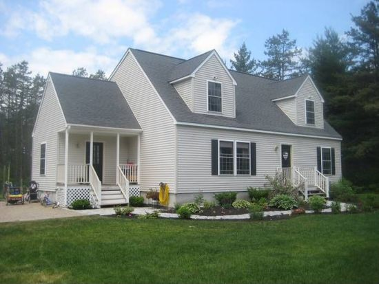 199 Silver Pine Ln, Tamworth, NH 03886